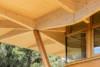 Macquarie University Incubator - Timber Detail