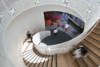 Macquarie University - Student Accomodation internal staircase